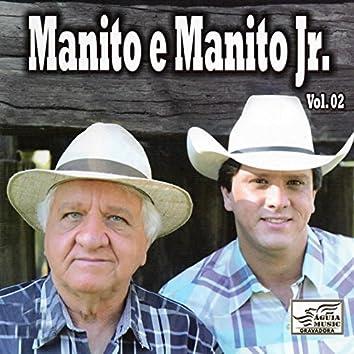 Manito e Manito Jr., Vol. 2