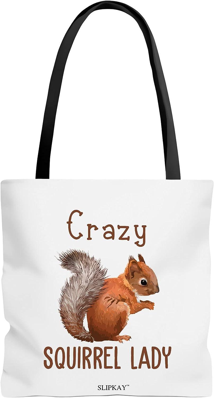 Direct store Crazy Albuquerque Mall Squirrel Lady Toe Bag