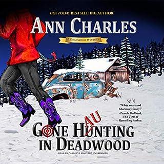 Gone Haunting in Deadwood Titelbild