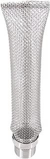 MRbrew Stainless Steel 6'' Kettle Tube Mash Tun Mesh Filter Bazooka Spigot Pot Filter Boil Screen Brew for Home Brew (6 inch)
