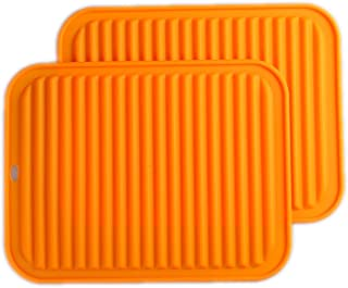 Best set of 2 silicone drying mats Reviews