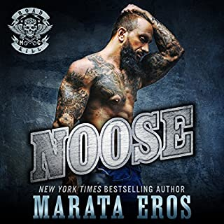 Noose     Road Kill MC #1              By:                                                                                                                                 Marata Eros                               Narrated by:                                                                                                                                 Justina Raven                      Length: 2 hrs and 50 mins     2 ratings     Overall 3.0