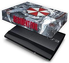Capa Anti Poeira PS3 Super Slim - Resident Evil