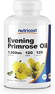 Best evening primrose oil dosage for hormonal balance Reviews