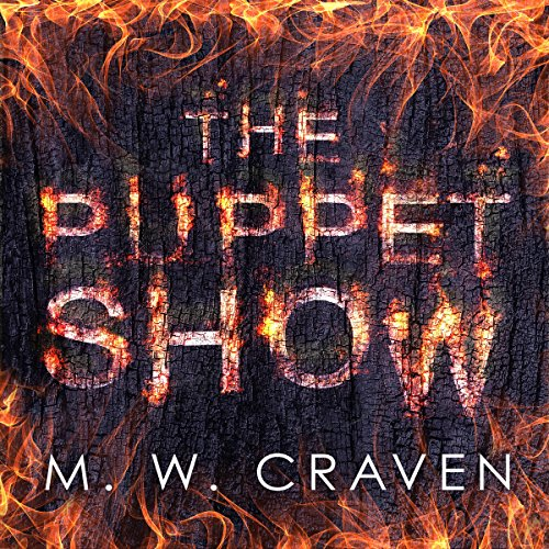 The Puppet Show audiobook cover art
