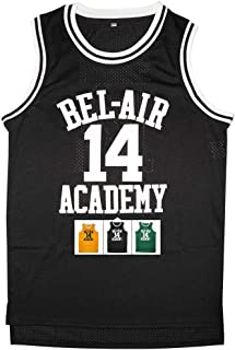 14 The Fresh Prince of Bel Air Academy Basketball Jersey S-XXXL