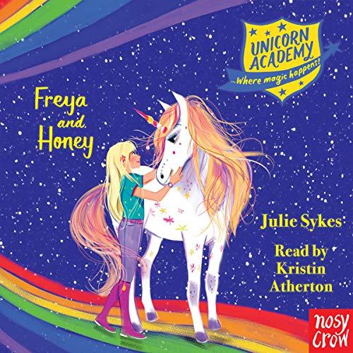 Couverture de Unicorn Academy: Freya and Honey
