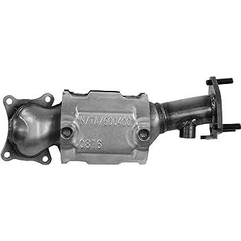 Catalytic Converter-Ultra Direct Fit Converter Rear Walker 55643