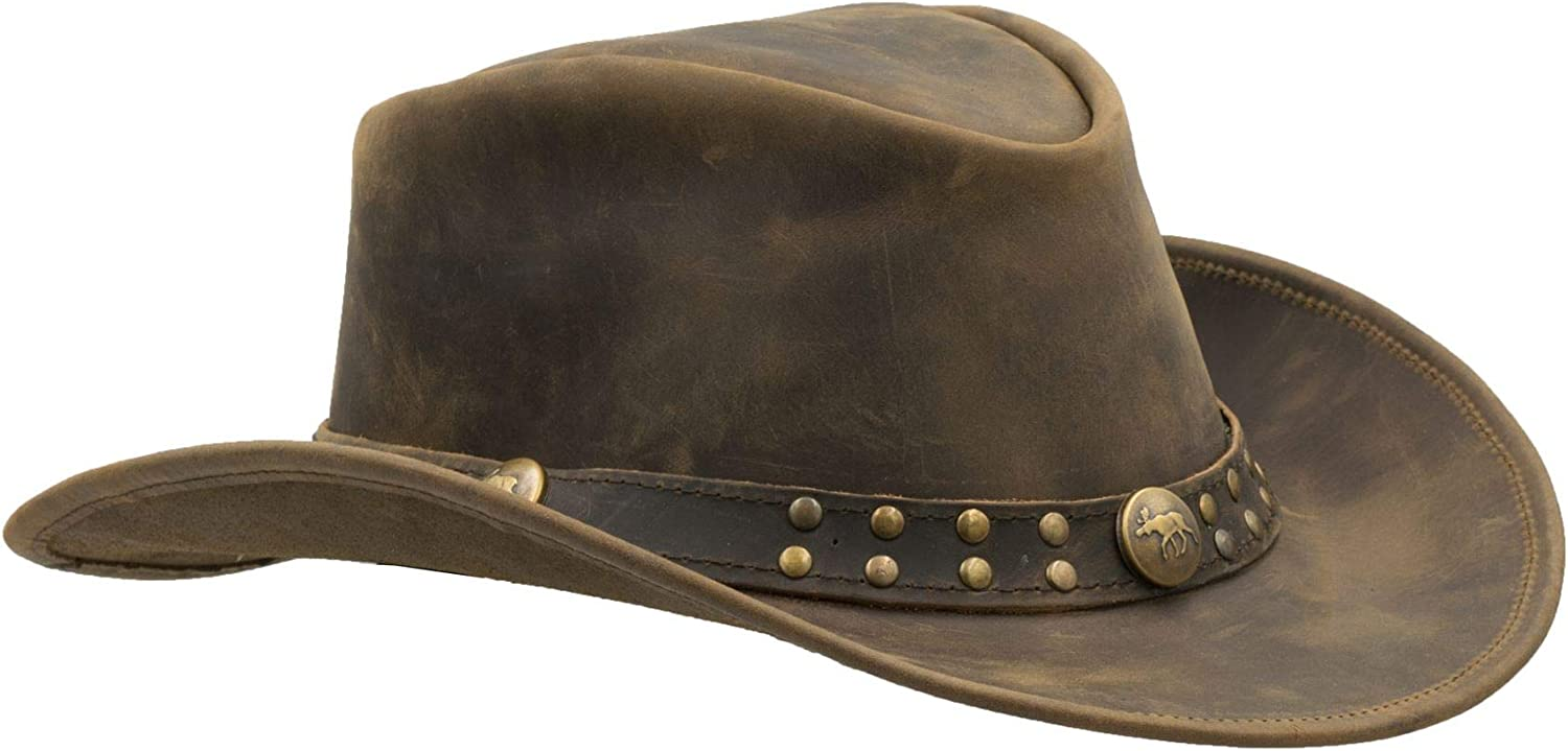 Walker In trend rank stock and Hawkes - Leather Cowhide Brisbane Two Outback Tone Ha