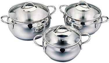 طقم قدور الطبخ كوركماز 3 قطع-A1801