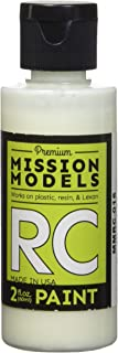 Mission Models Automobile Mmrc-016 Water-Based RC Paint 2 Oz Bottle Night Glow