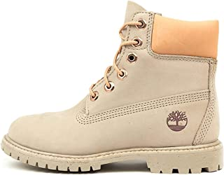 Timberland 6 Premium ICON Boot Women's Womens Shoes Lace Ups Heels Ankle Boots