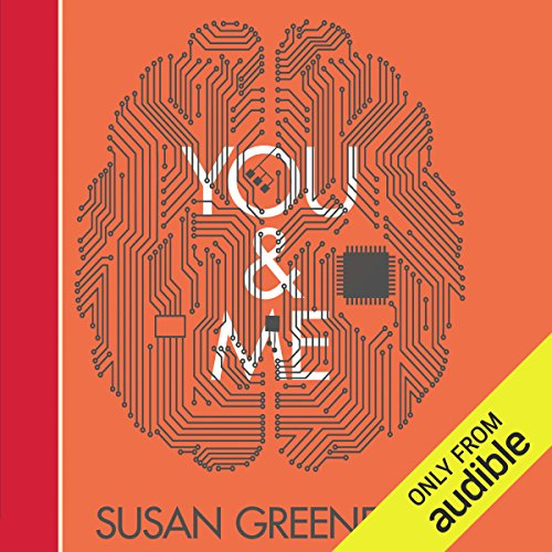 You and Me audiobook cover art
