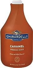 ghirardelli caramel sauce 64 oz bottle