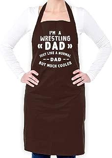 Dressdown I'm A Wrestling Dad - Unisex Adult Fit Apron - 5 Colours