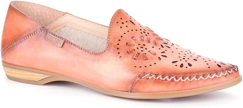 Pikolinos Relax Slipper Bari W0S-4679C1 Damen Schuhe Mokassin