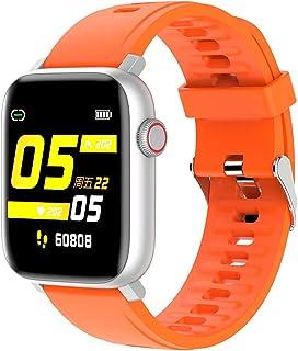 RelóGio Smartwatch Inteligente para Feminino e Masculino com OxíMetro Monitor CardíAco e PressãO ,Suportes Android e Ios,A...