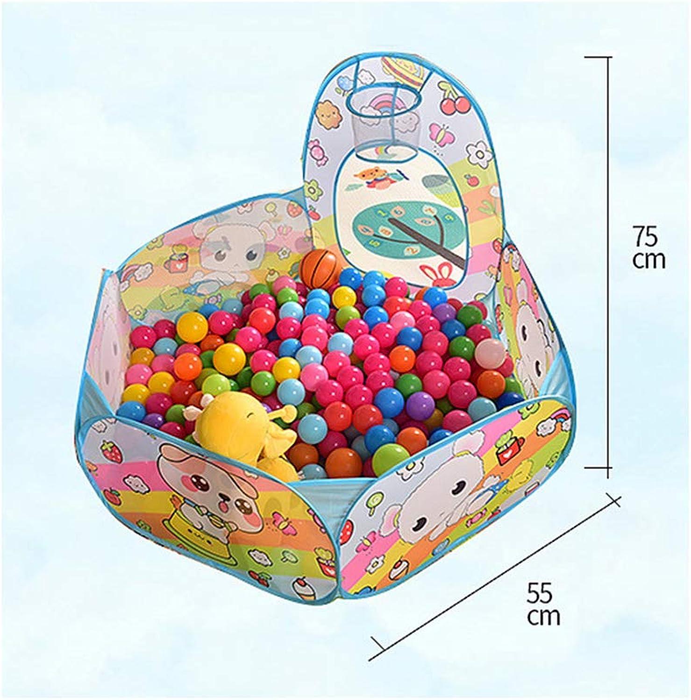 tiendas minoristas LZNK 3 en 1 Juego para Niños Tienda Niños Niños Niños pequeños rastreo túnel Jugarhouse Bola Pit Cochepa Plegable Jugarhouse portátil para Niños pequeños-C  promociones