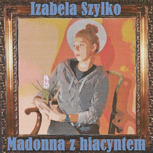 Madonna z hiacyntem audiobook cover art