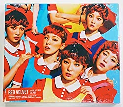 RED VELVET - The Red (Vol. 1) CD + Photo Booklet + Official Photocard + Extra Gift Photocards Set