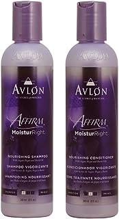Avlon Affirm MoisturRight Nourishing Shampoo & Conditioner 8oz Duo