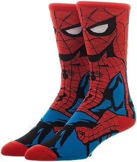 Marvel Spider-Man 360 Crew Socks