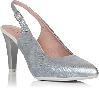 b3bc440b5922 Amazon.es: Pitillos Zapatos - Plateado