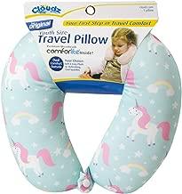Cloudz Kids Microbead Travel Neck Pillow - Unicorn