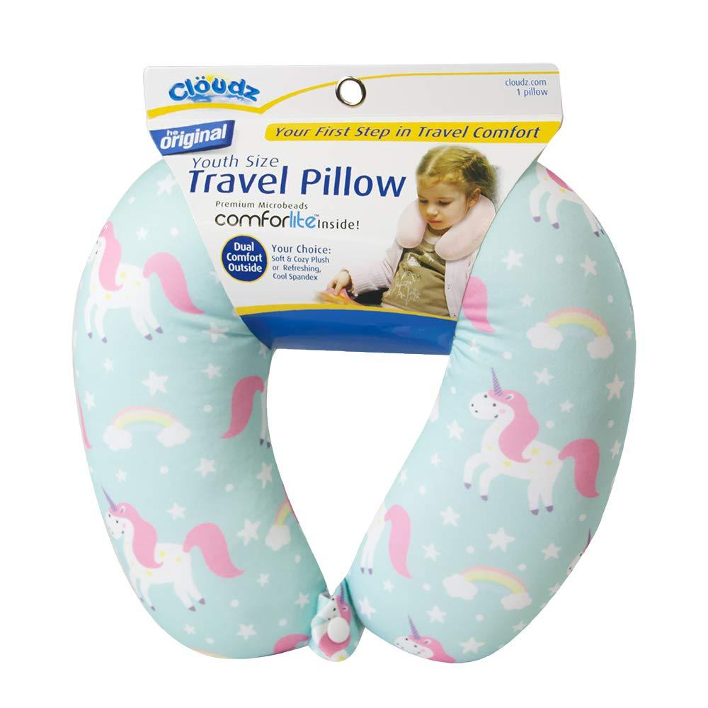 Cloudz Kids Microbead Travel Pillow