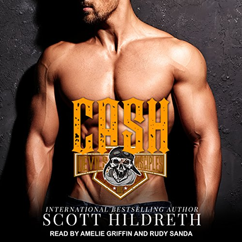 Cash     Devil's Disciples MC Series, Book 2              De :                                                                                                                                 Scott Hildreth                               Lu par :                                                                                                                                 Amelie Griffin,                                                                                        Rudy Sanda                      Durée : 7 h et 34 min     Pas de notations     Global 0,0
