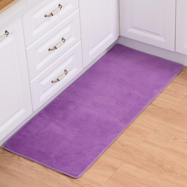 Living Room Indoor mats doormats European Household mats Bedroom Blanket for Bedroom Bathroom Water-Absorbing Non-sliping mats-I 100x200cm(39x79inch)