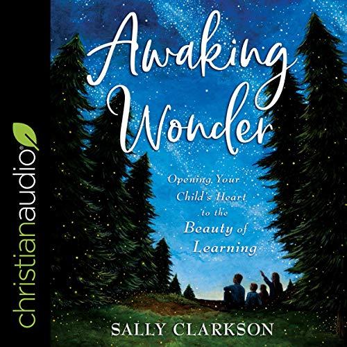 Awaking Wonder  By  cover art