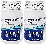 Biotics Research Neuro-5 HTP Plus - 90 Capsules (2-Pack)