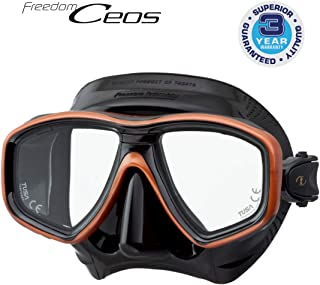 7c4a4b87495 Amazon.com  Tusa - Diving Masks   Diving   Snorkeling  Sports   Outdoors