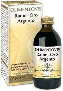 RAME ORO ARGENTO OLIMENT 200ML