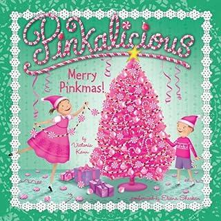 Pinkalicious: Merry Pinkmas! audiobook cover art