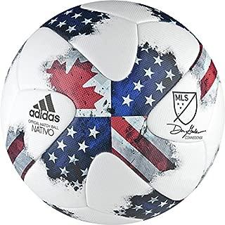adidas Soccer MLS Official Match Ball