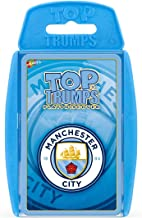 Top Trumps Manchester City FC 18/19 Card Game