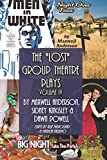 The Lost Group Theatre Plays: Vol IV: Men in White, Big Night, & Night Over Taos (Volume 4)