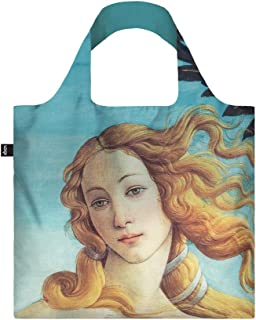 SANDRO BOTTICELLI, The birth of Venus (Corrected Colour). Bag: LOQI BAG: Ich wiege 55 g. Ich kann 20 kg tragen. Ich bin wa...