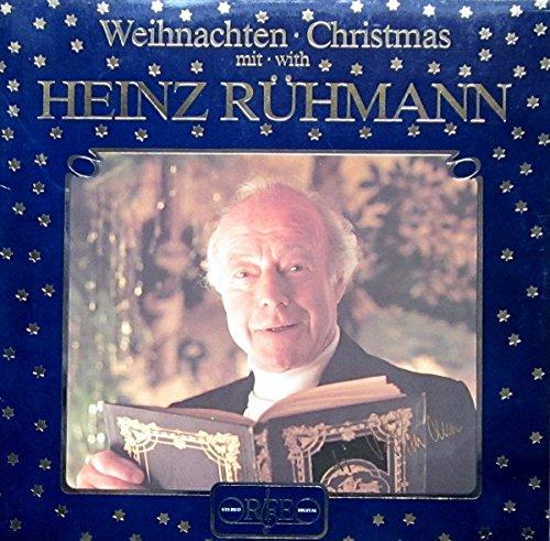 Weihnachten in Musik U.Dichtung mit Heinz Rühmann [Vinyl LP]