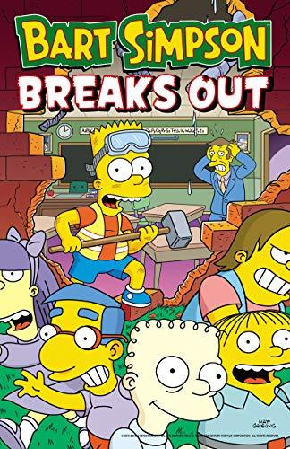 Bart Simpson Breaks Out