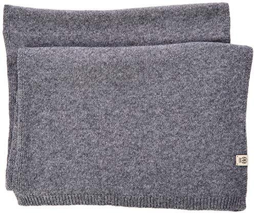 Roeckl Damen Essential 35x180 Schal, Grau (Anthracite 090), One Size