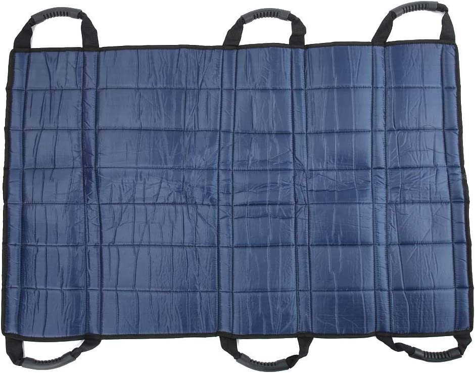 Positioning Houston List price Mall Bed Pad with Reinforced Shee Handles
