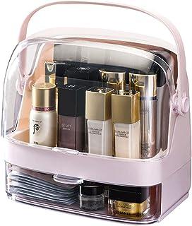 Make-up Organizer, Cosmetica Sieraden Organizer Display Box, Waterdichte Kofferlade met Grote Capaciteit, Bureauhouder Voo...