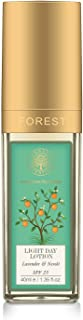 Forest Essentials Light Day Lavender and Neroli SPF25 Lotion, 40ml ---