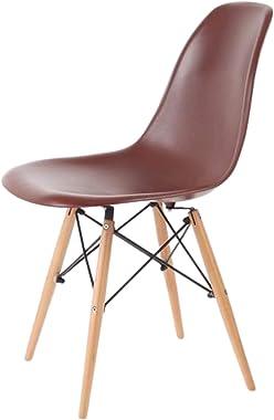 Chair Eames Eiffel Reddish Earth Cafe Kitchen Dining