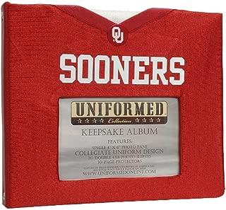 UNIFORMED University of Oklahoma Keepsake/Photo Album