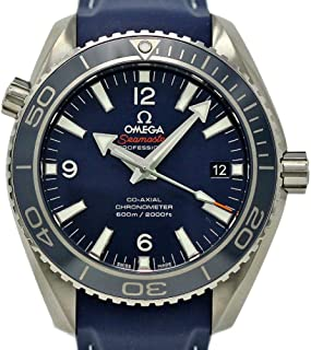 Omega Seamaster Swiss-Automatic Male Watch 232.92.42.21.03.001 (Certified Pre-