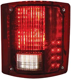 United Pacific 1973-87 Chevy GMC Truck LED Sequential Tail Light W/O Trim, Passenger Right Hand